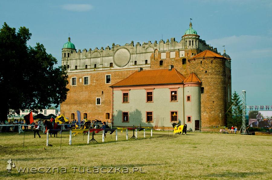 Zamek w Golubiu -Dobrzyniu