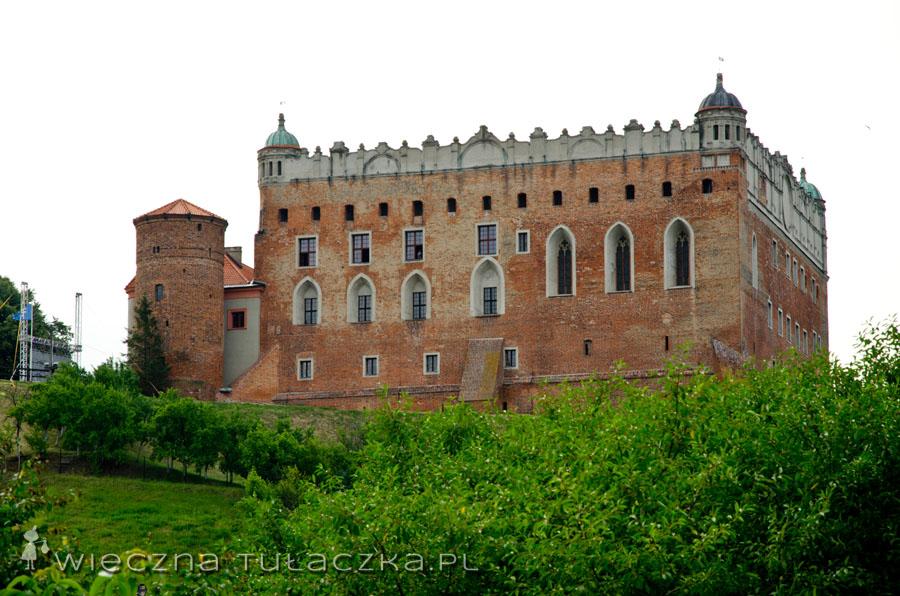 Zamek w Golubiu-Dobrzyniu