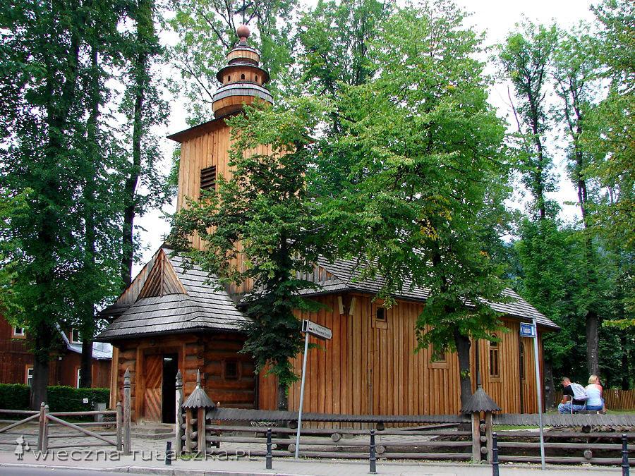 Stary Kościółek przy Pęksowym Brzysku
