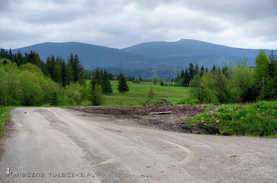 Babia Góra od słowackiej strony