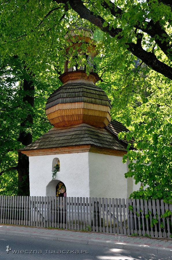 Zbójnicka kapliczka, Zawoja