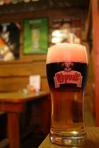 řezané pivo
