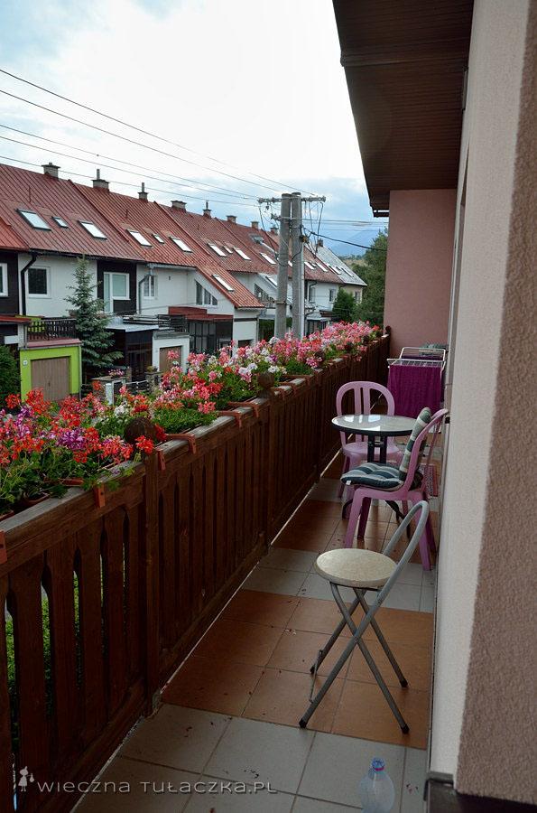 Balkon ;)