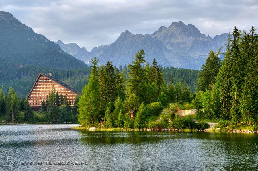 Szczyrbskie Jezioro Hotel Patria