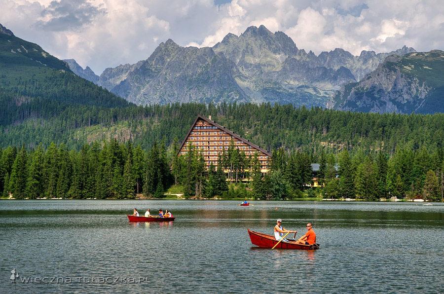 Szczyrbskie Jezioro - Hotel Patria