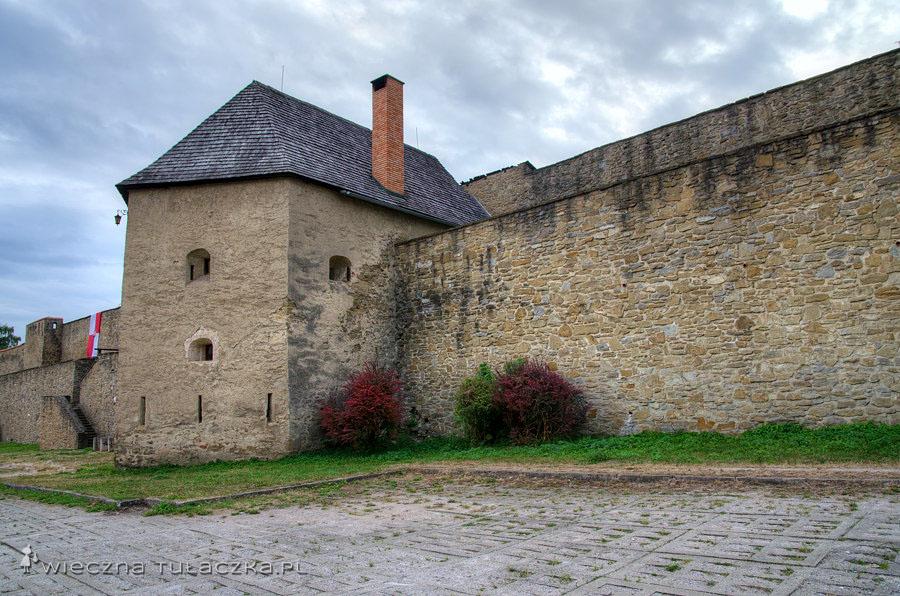 Fortyfikacje w Lewoczy