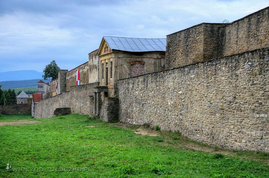 Mury miejskie w Lewoczy
