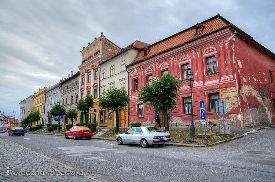 Rynek, Lewocza