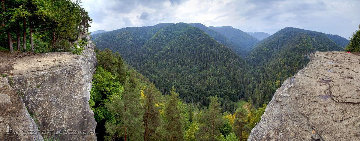 Tomaszowski Widok - panorama