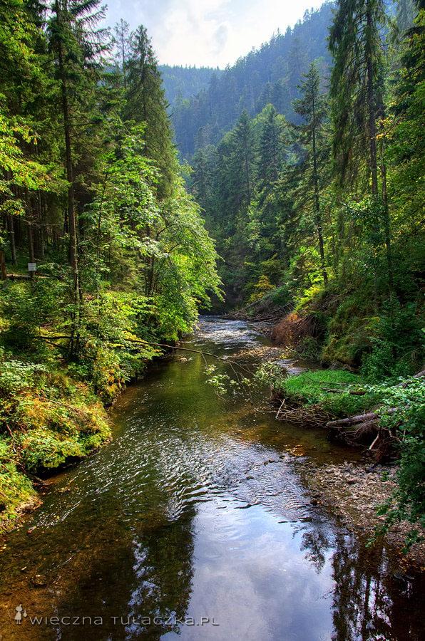 Przełom Hornadu, Słowacki Raj