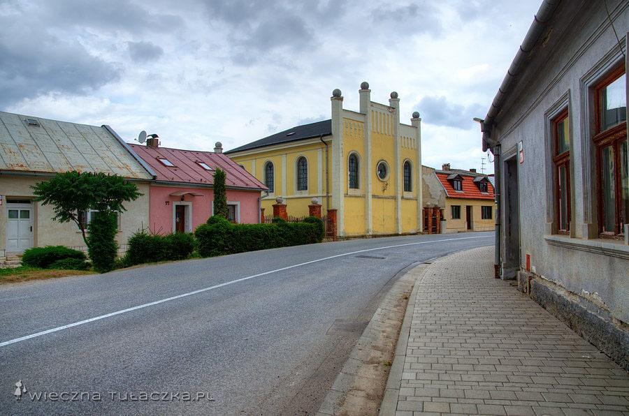 Spiskie Podgrodzie - Synagoga