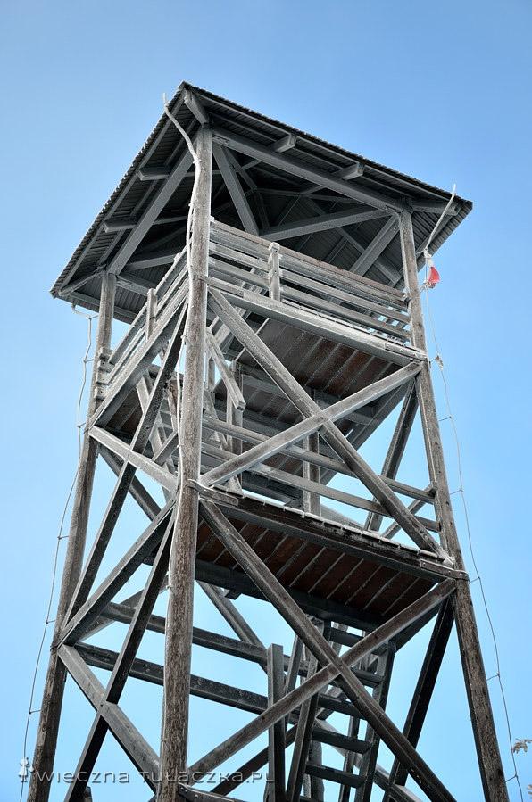 Wieża widokowa na Radziejowej, Beskid Sądecki