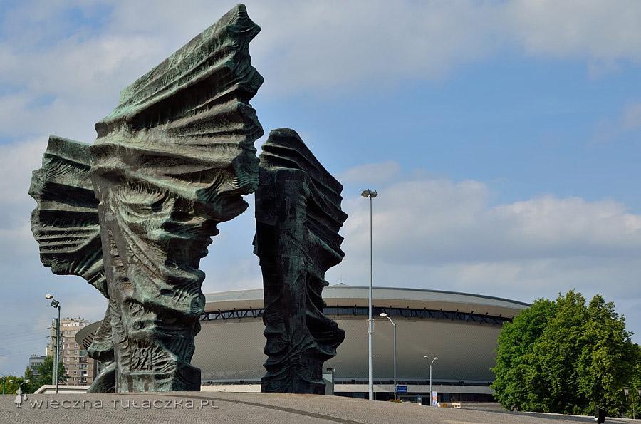 Pomnik Powstańców Śląskich, Katowice