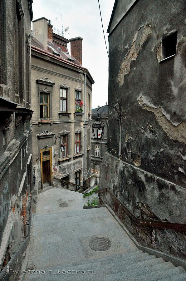 Ulica Schodkowa, Bielsko-Biała