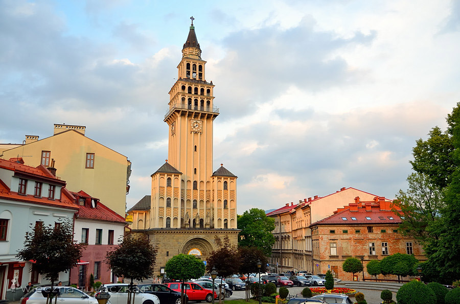 Katedra św. Mikołaja, Bielsko-Biała