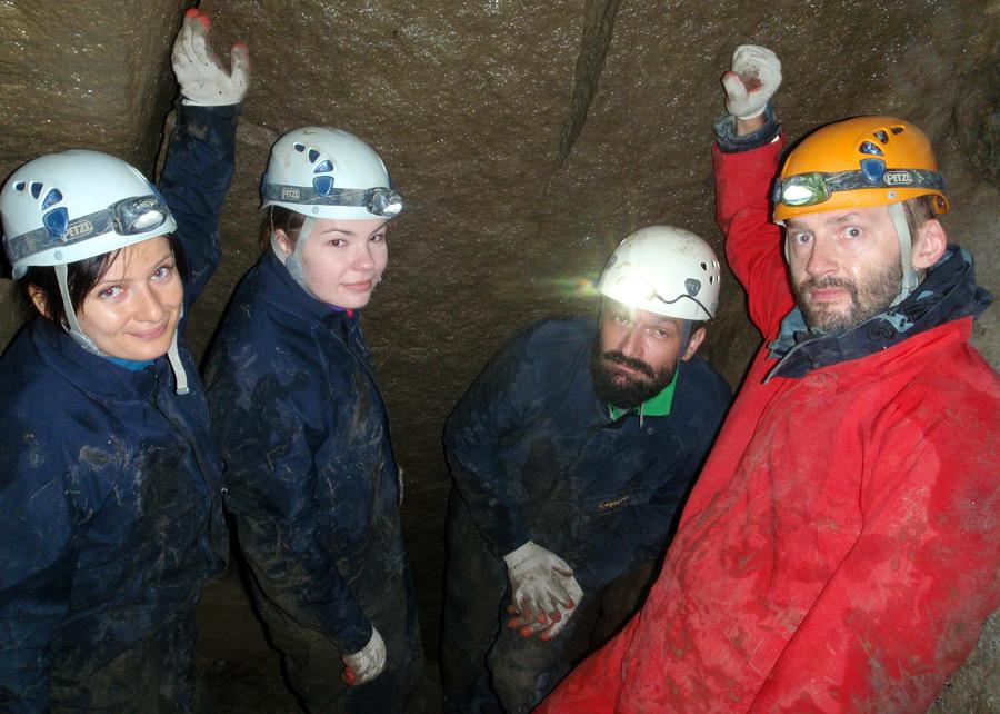 Jaskinia Salmopolska w Beskidzie Śląskim
