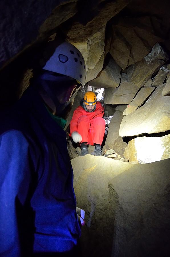 Jaskinia Salmopolska, Beskid Śląski