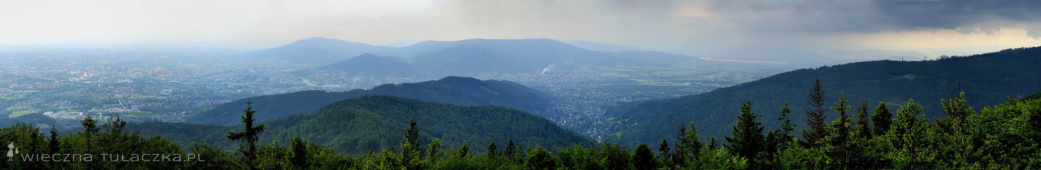 Szyndzielnia panorama