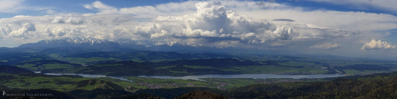 Tatry z Lubania