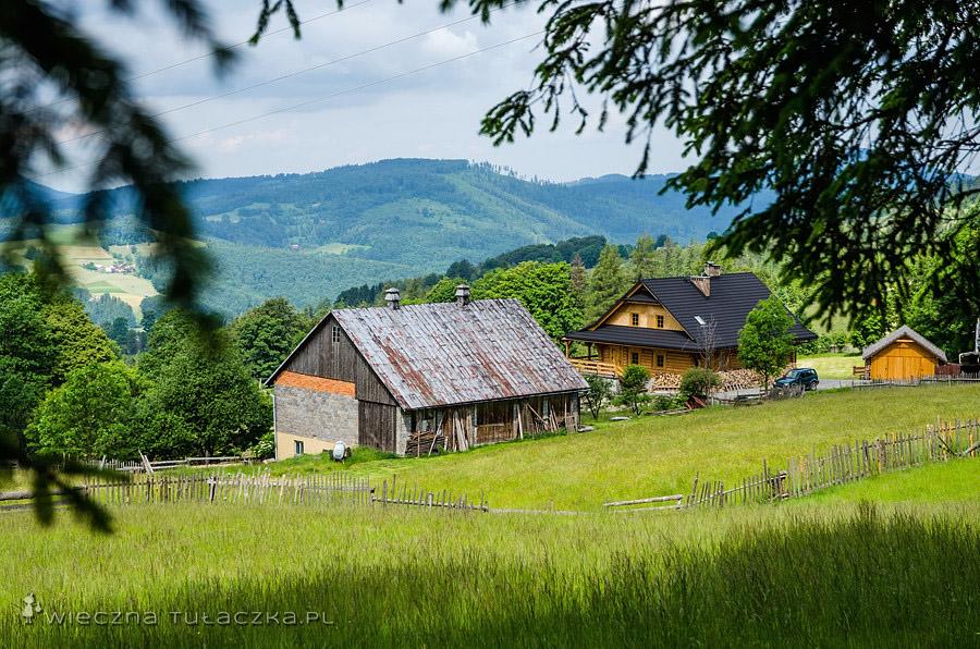 Chata Grabowa, Beskid Śląski