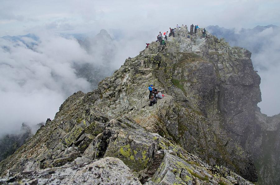 Rysy, wierzchołek graniczny (2499 m)