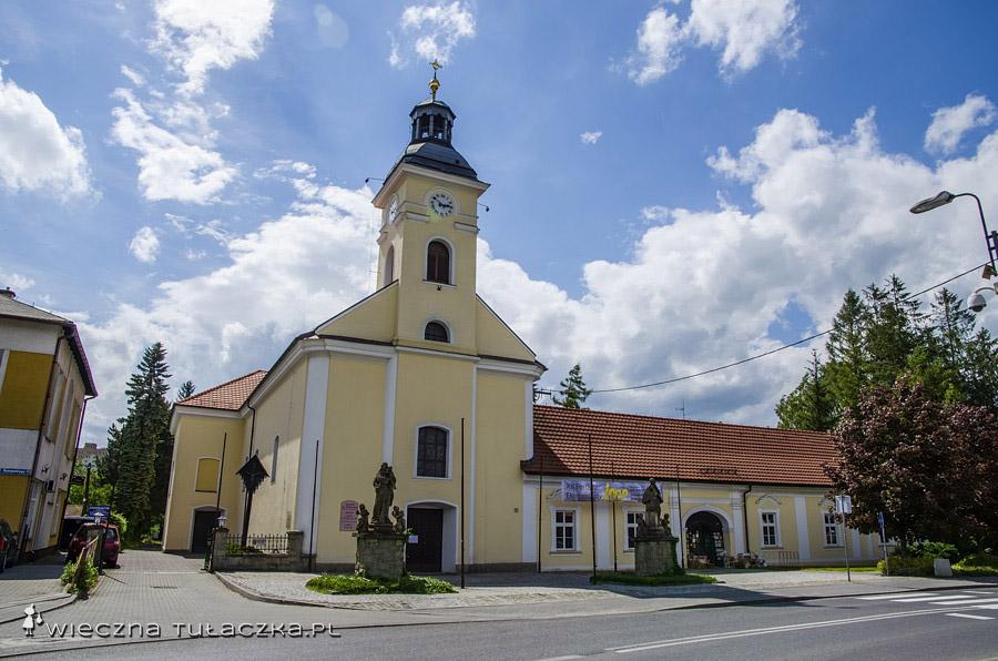Kościół św. Klemensa w Ustroniu