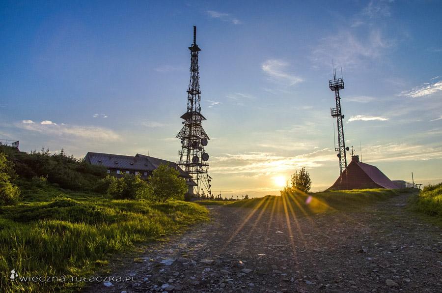 Dwie Wieże Skrzyczeńskie
