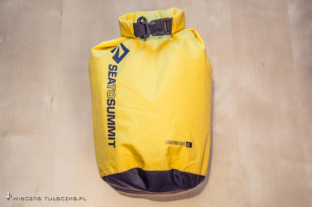 Worek Lightweight Drysack 4L