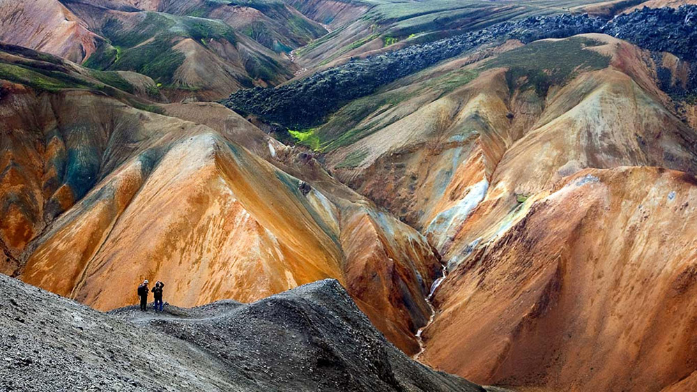 Islandia, Landmannalaugar