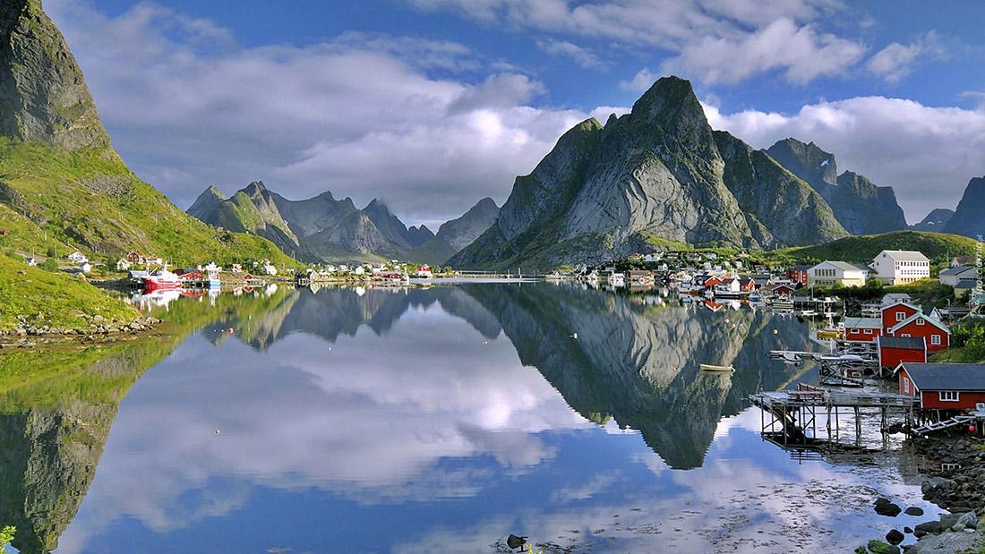 Norwegia, Lofoty