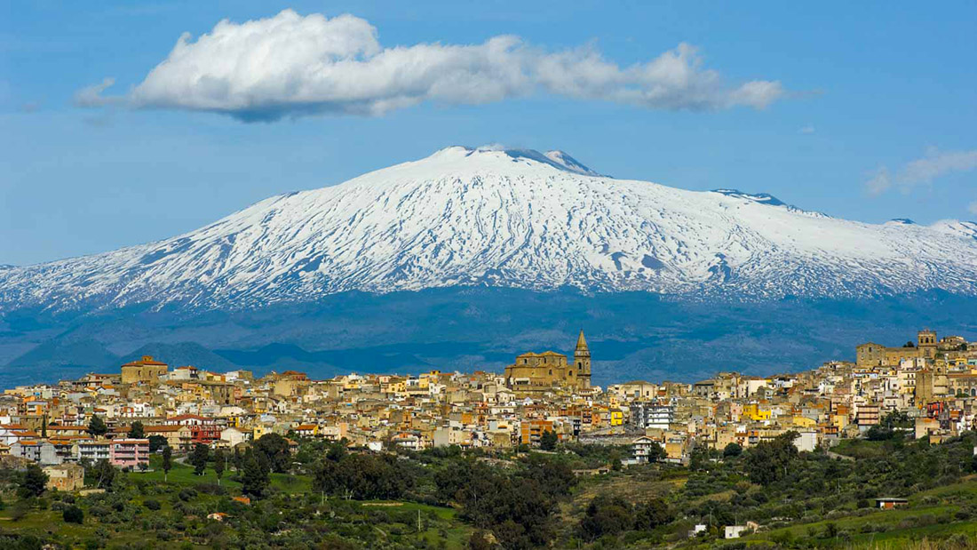 Sycylia, Etna