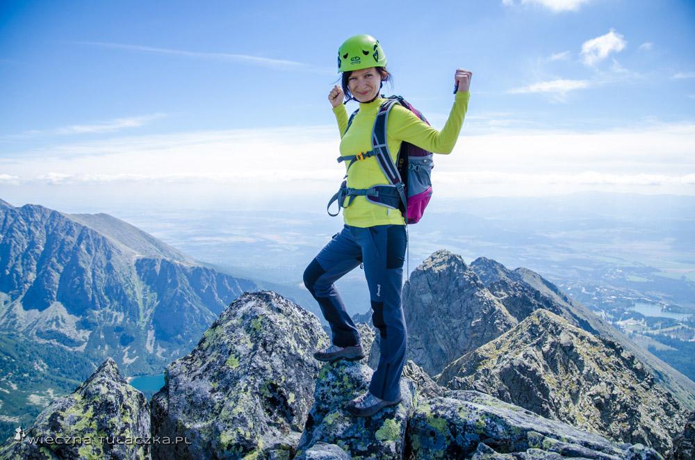 Na Grani Baszt w Tatrach