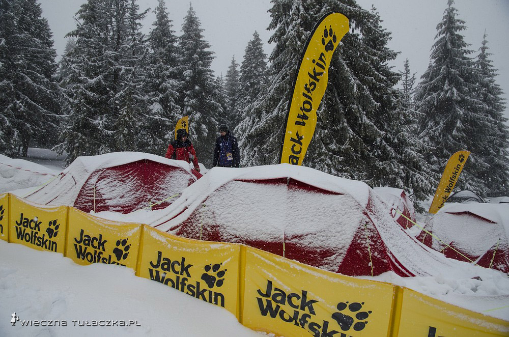 Wilcze Miasteczko, Wintercamp 2017