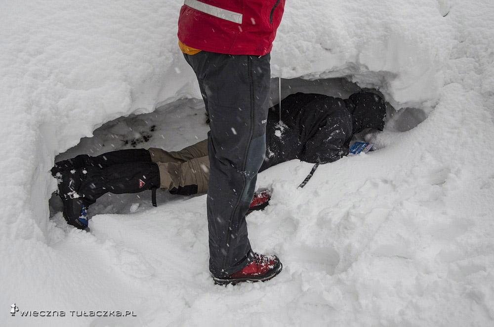 Szkolenie lawinowe, Wintercamp
