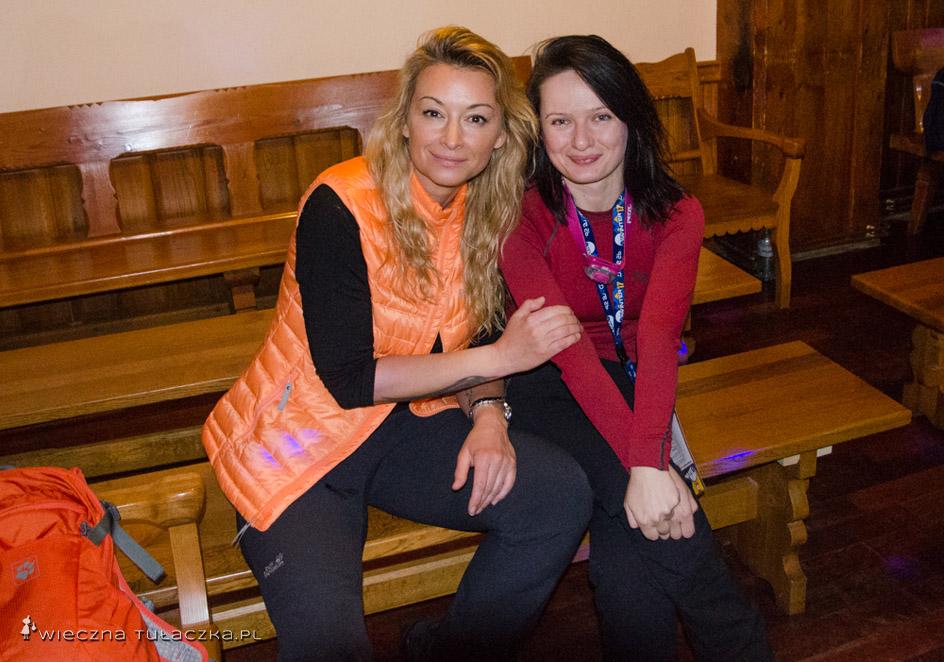 Martyna Wojciechowska, Wintercamp 2017