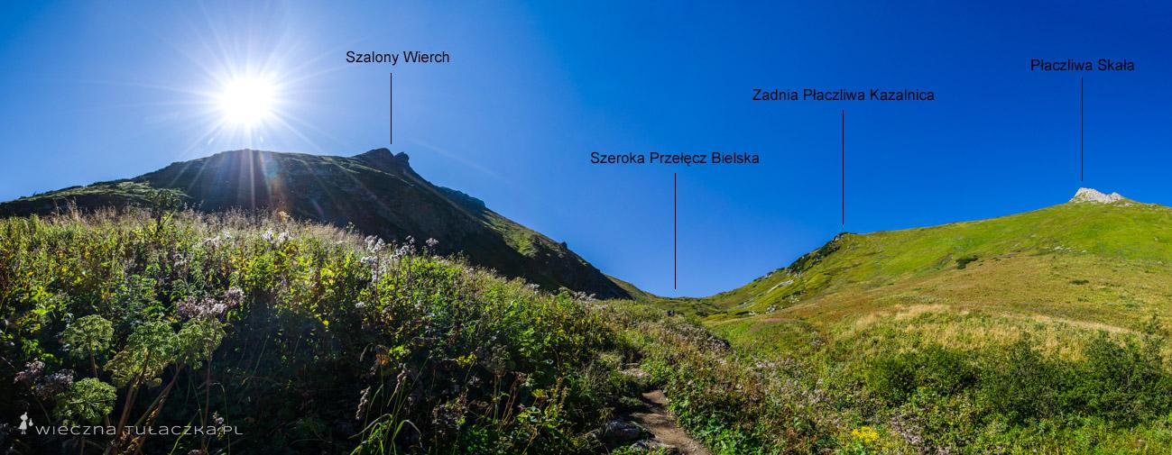 Szeroka Przełęcz Bielska