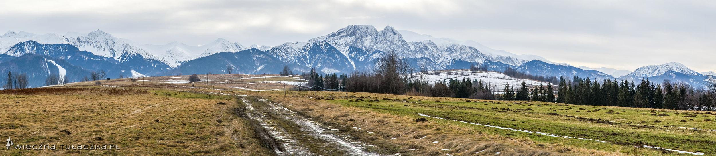 Bachledzki WIerch, Zakopane