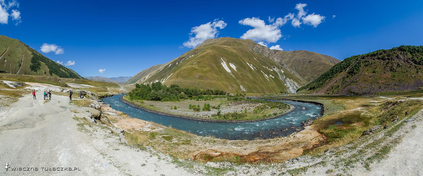 Dolina Truso w Gruzji