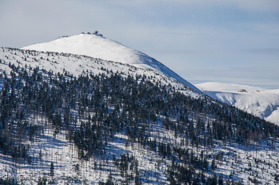 Śnieżka i Śląski Dom