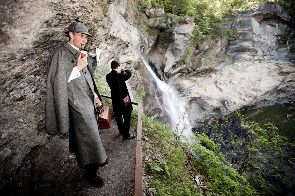 Wodospad Reichenbach