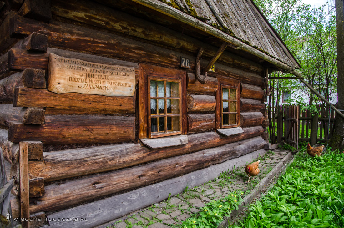 Zagroda Sołtysów w Jurgowie
