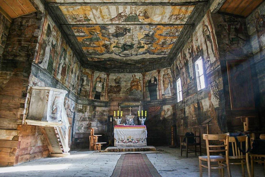 Kościół św. Elżbiety w Trybszu