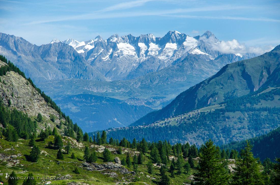 Aletsch Szwajcaria