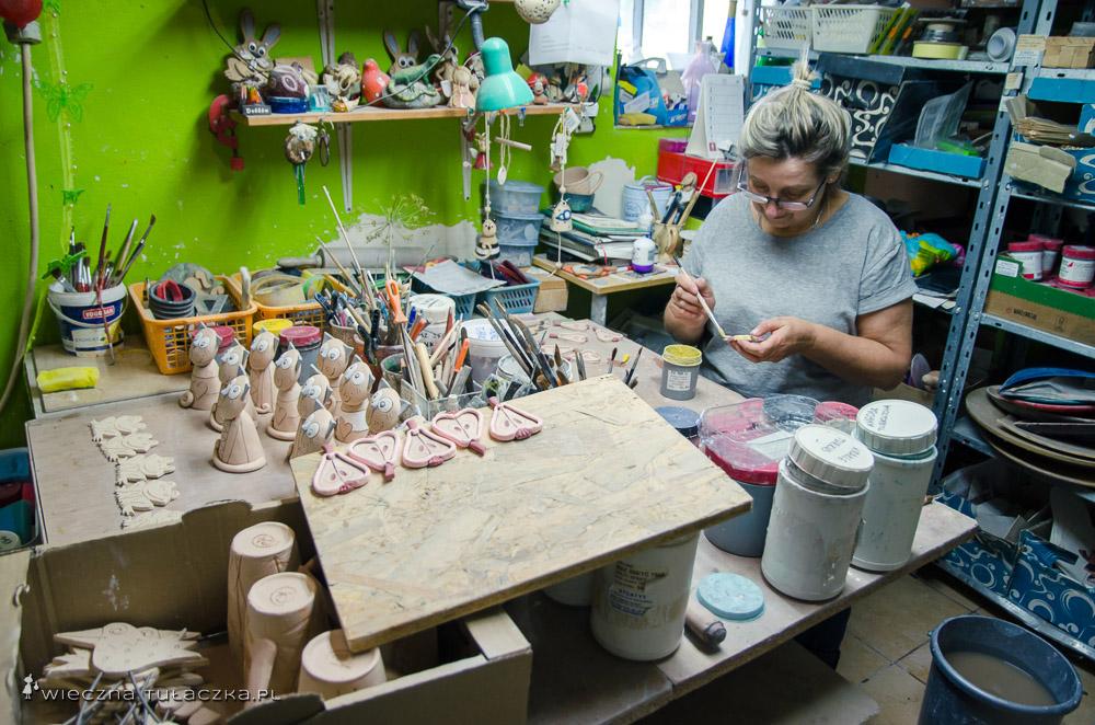 Galeria ceramiki Dobków