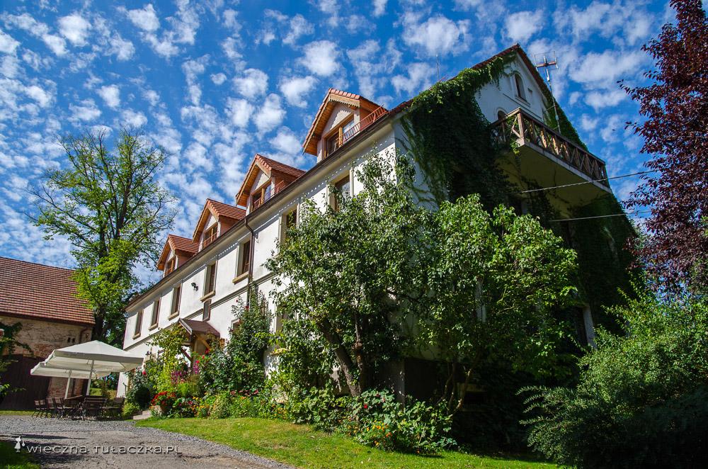 Villa Greta w Dobkowie