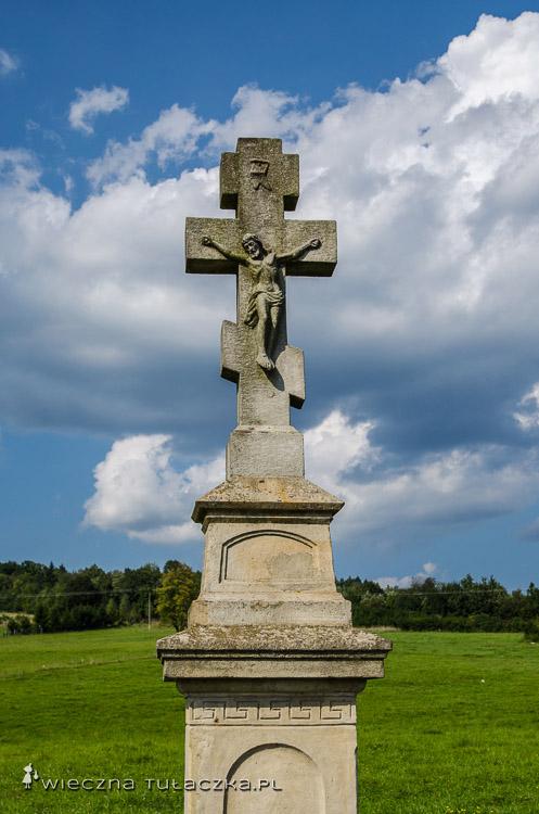 Krzyże na Łemkowszczyźnie
