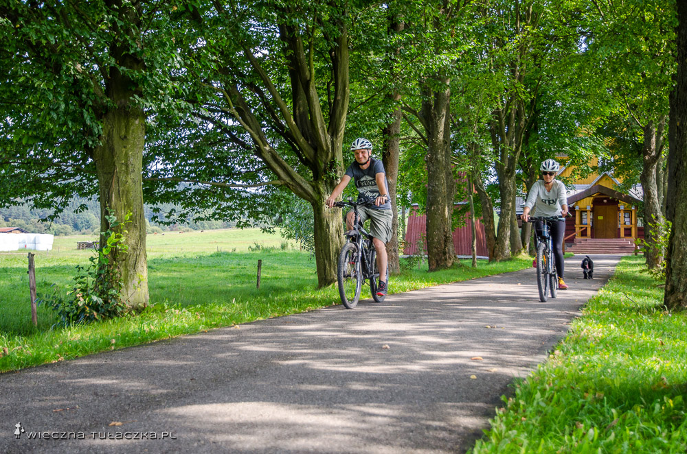 Trasy rowerowe w Beskidzie Niskim