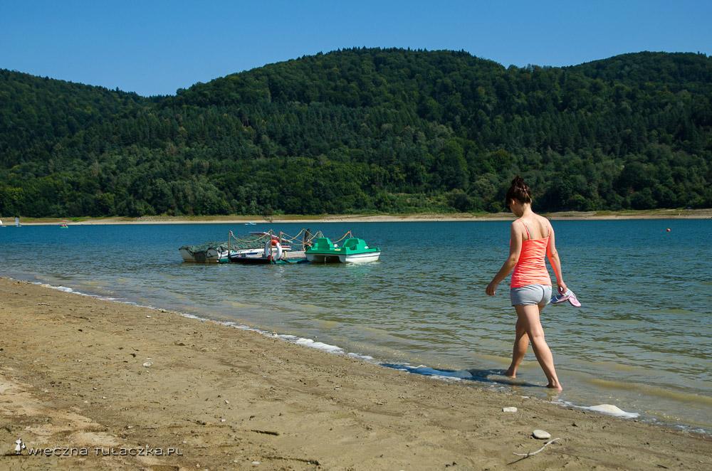 Jezioro Klimkówka