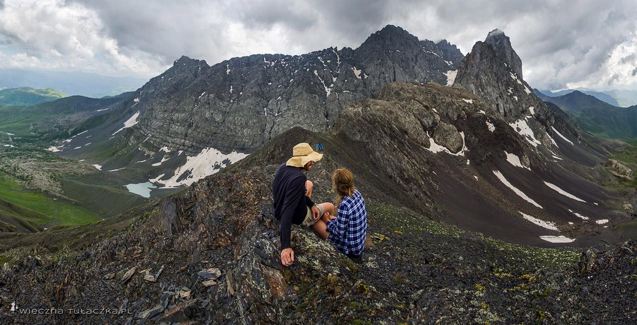 Chaukhi - Gruzińskie Dolomity