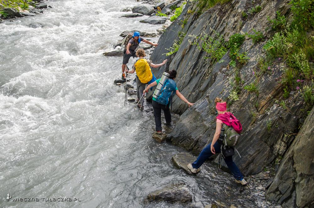Trekking w Tuszeti